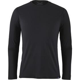 Patagonia Cap Cool Lightweight - T-shirt manches longues Homme - noir
